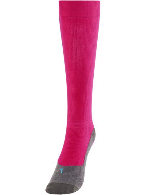 Gococo Compression - Chaussettes course à pied - rose